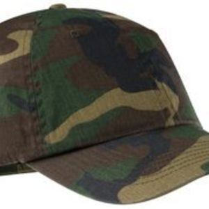 Adult Camouflage Cap Thumbnail