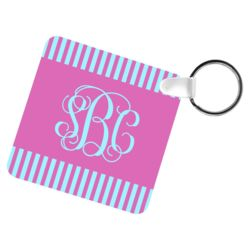 2-Sided Diamond Key Chain Thumbnail
